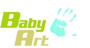 Baby Art logo kleur